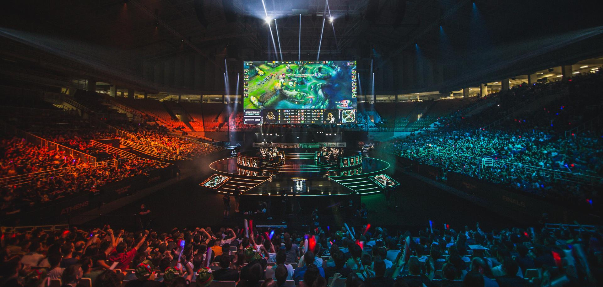 THE GROWTH OF ESPORTS IN ASIA - Gaming & Leisure